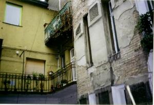 detail of catarina's courtyard