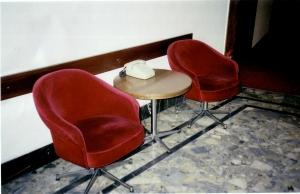 Hotel Astoria lobby