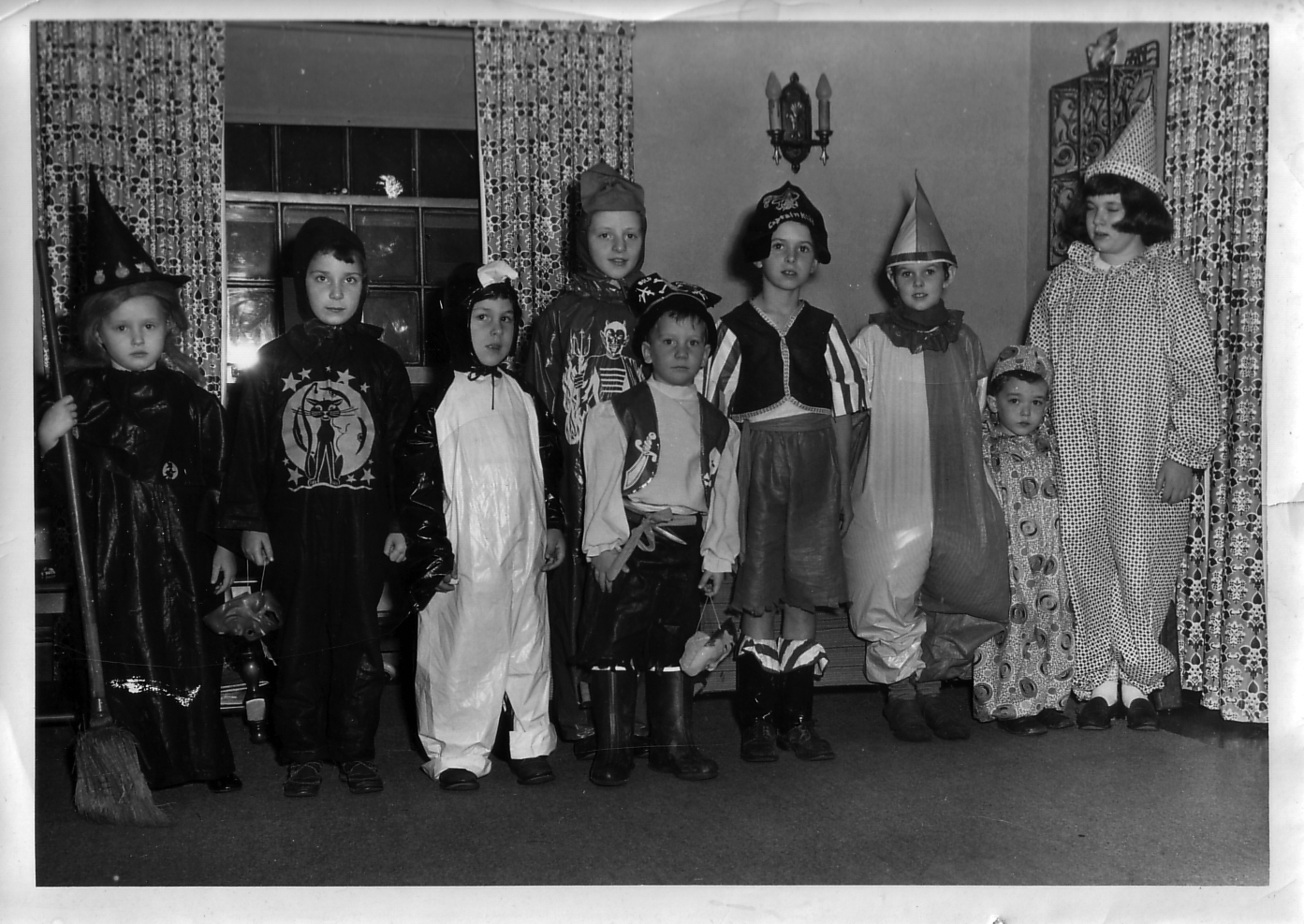 Vintage costumes the long way home