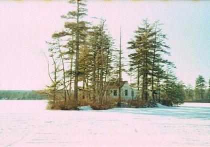 Julie Skidmore, Island in Maine