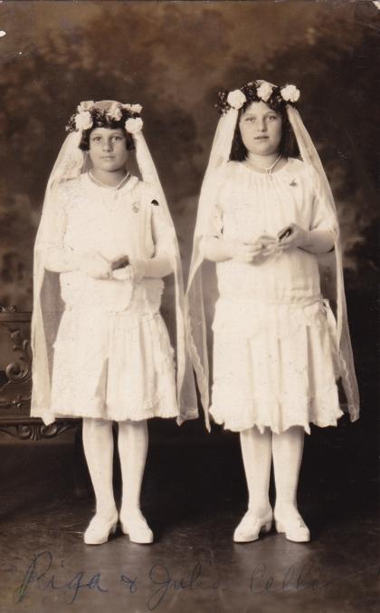 Riga and Julia Cellio