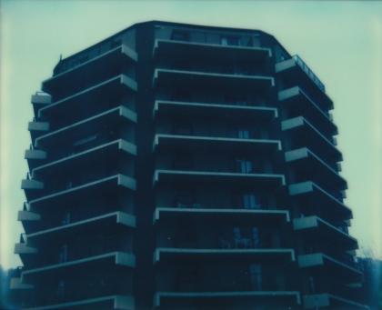 Route 88 apartment building.