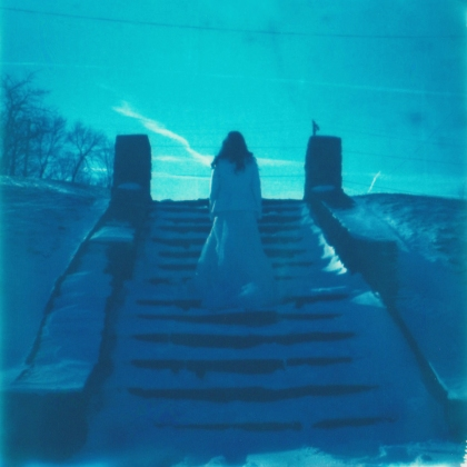 Snow Queen (I had to sneak  in an instant film shot).