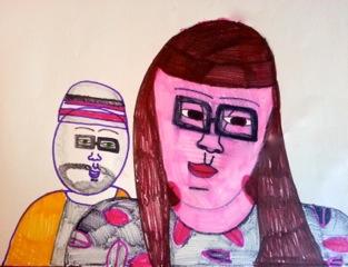 Jeff and Lisa by Jami Johnson