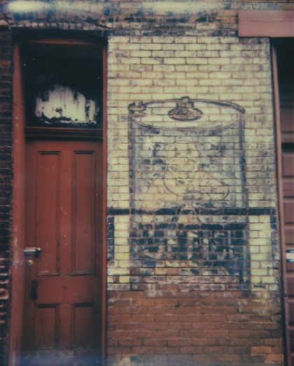 The Devil is in the Details: Ghost sign, Day Five