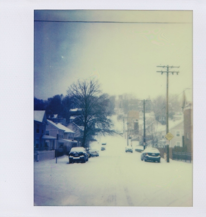 north millvale ave. from gem way