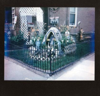 Pearl St. altar, Bloomfield